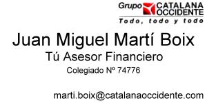 Juan Miguel Marti Boix - * De tú a tú incluido