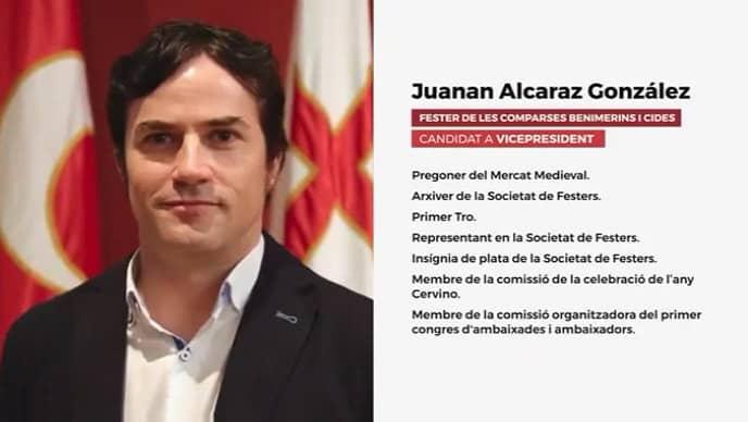 Juan Alzaraz Gonalez