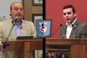 Candidatos presidencia Festeros en Ontinyent 2018