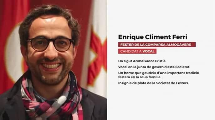Enrique Climent Ferri