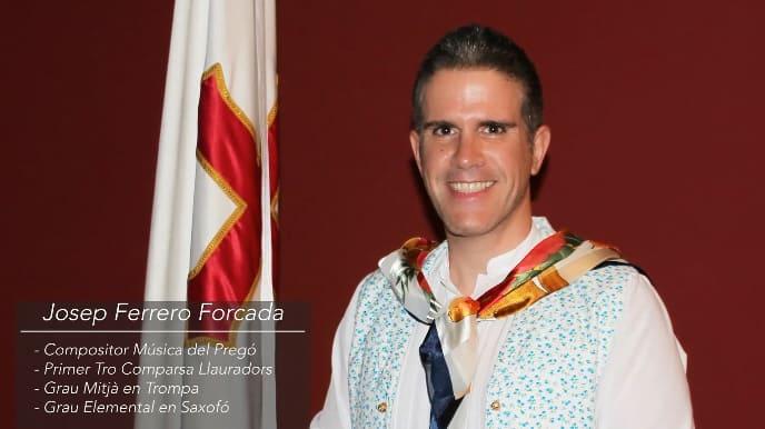 Josep Ferrero Forcada