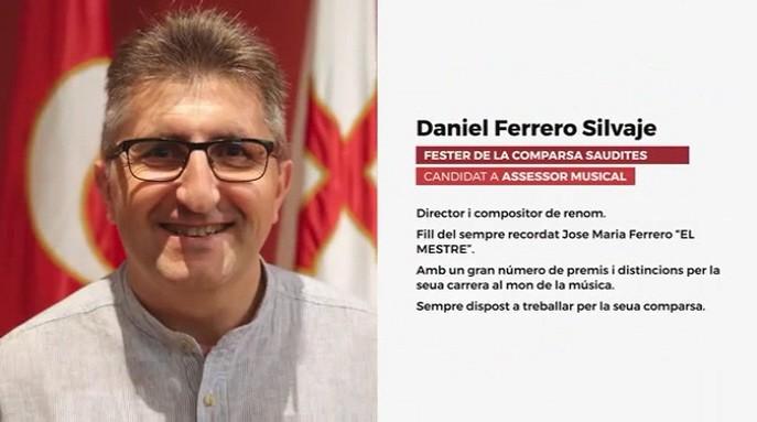 Daniel Ferrero Silvaje