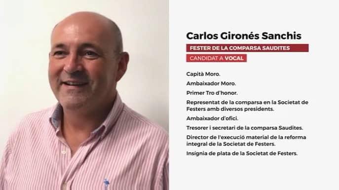 Carlos Girones Sanchis