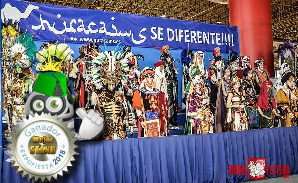 Huracains mejor Stand Expofiesta 2018