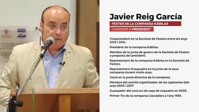 Javier Reig García