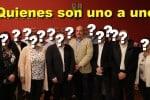 Quienes son los candidatos de Javier Reig