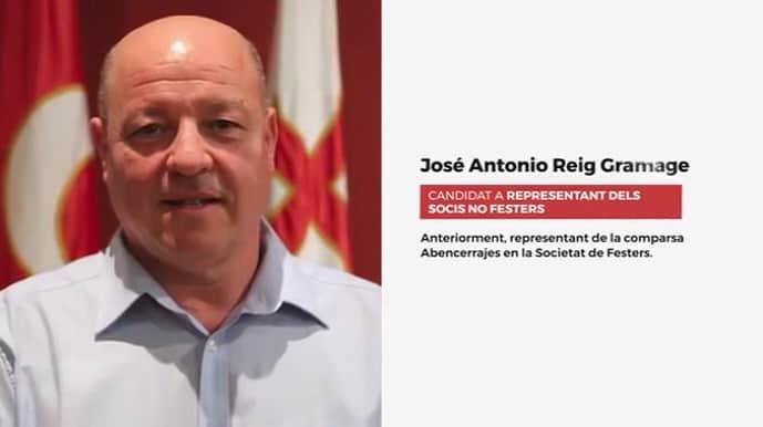 Jose Antonio Reig Gramaje