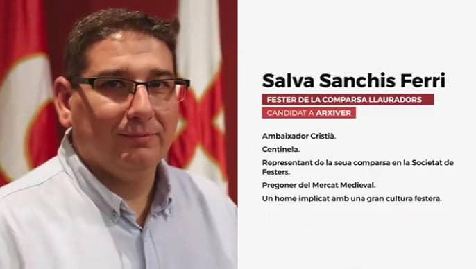 Salva Sanchis Ferri