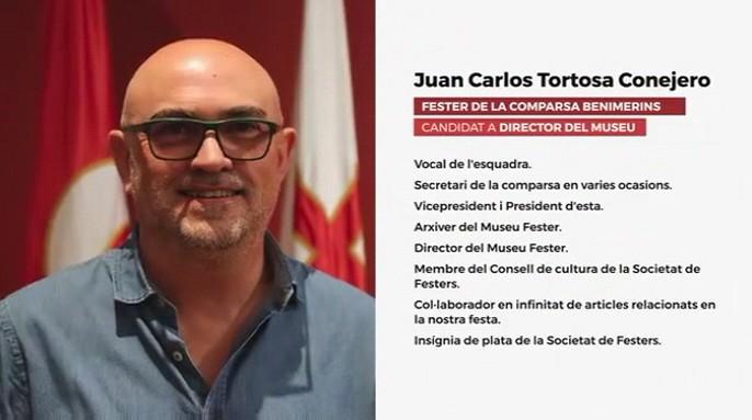 Juan Carlos Tortosa Conejero