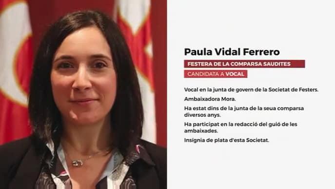 Paula Vidal Ferrero